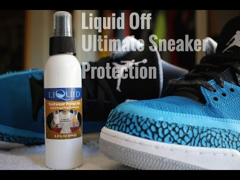 Best Way To Protect Your Shoes - Liquid Off Footwear