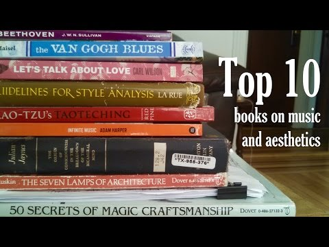 Top 10 books on music and aesthetics