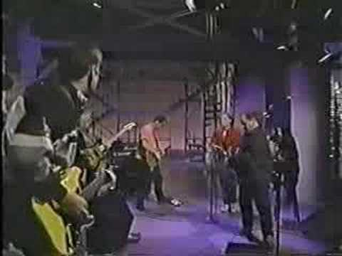 Pixies - Trompe Le Monde @ Letterman Show