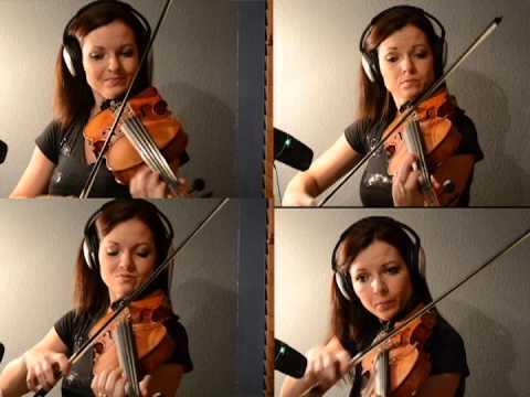 Gran versión en violín de Sweet Child O Mine