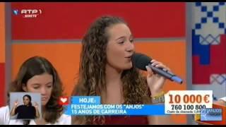 Academia Hermans Video - Alunos Anjos Academia de Música - Ficarei ao vivo (Portugal no Coração 2013)