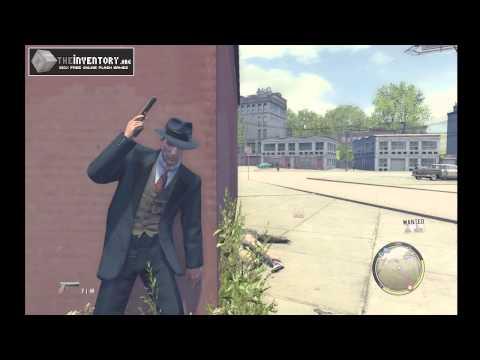 Mafia II Gameplay HD action adventure video game trailer