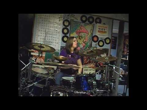 Juliana Meo - New Found Glory - It's Been a Summer Drum Cover