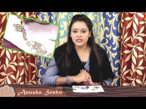 Aracheta Gorinta || Class 12 || Step By Step Easy Mehendi Designs For Beginners