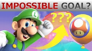 Luigi's IMPOSSIBLE Summit Balloon in Mario Odyssey?