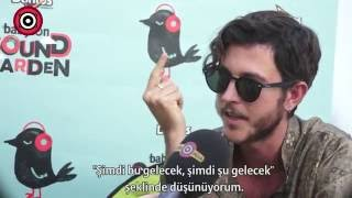 Oscar and the Wolf Grubundan Max Colombie ile Röportaj