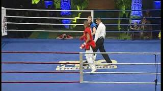 Pro-Taekwondo - World Final One - 2008 - Daniels vs Pasechnyk
