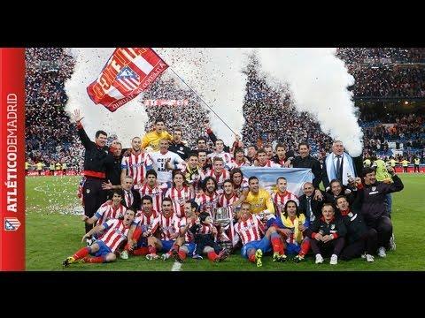 Atm Insider. AtlÉtico De Madrid | Campeones De La Copa Del Rey 2013. Una Final Para La Historia video