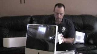iMac Unboxing & Setup