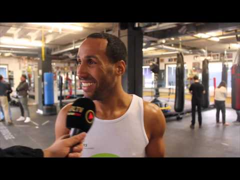 JAMES DeGALE - 'MAY 23RD IM GOING TO MAKE HISTORY DIRRELL IS NOT GOING TO KNOW WHAT HIT HIM'