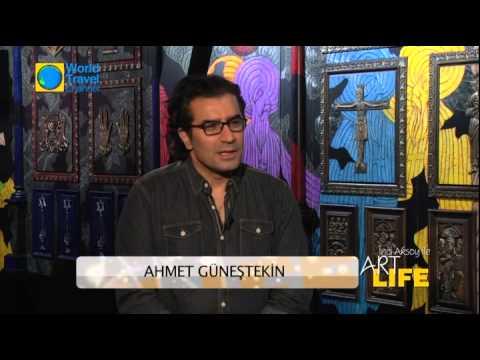 İnci Aksoy ile Art Life | Bölüm 6 | WTC | ekavart.tv