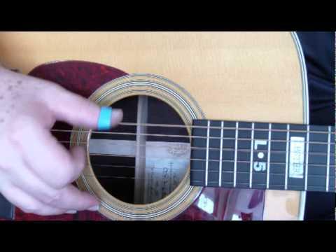 SOLD! CF Martin Lester Flatt D28LF Number 48 / 50 Acoustic Guitar G chord