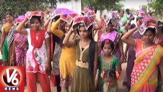 Sheethala Bhavani Festival Commences Grandly In Siddipet District