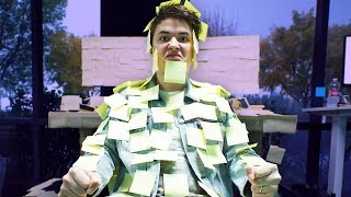 Pranking Our Co-Worker With 3000 Post-It Notes!