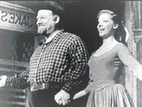 Burl Ives - Big Rock Candy Mountain