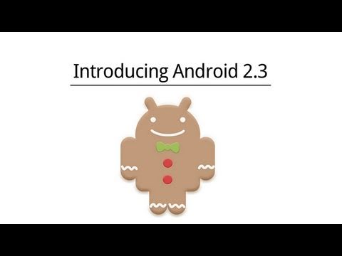 Android 2.3 Official Video