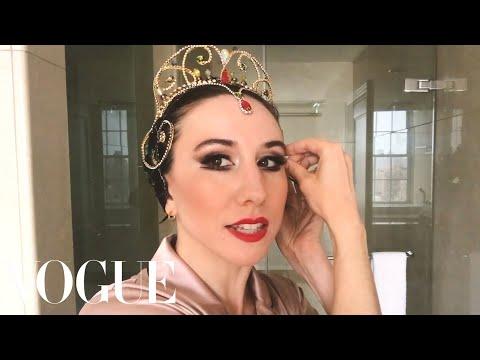 download song Ballerina Isabella Boylston's Black Swan Makeup Transformation | Beauty Secrets | Vogue free