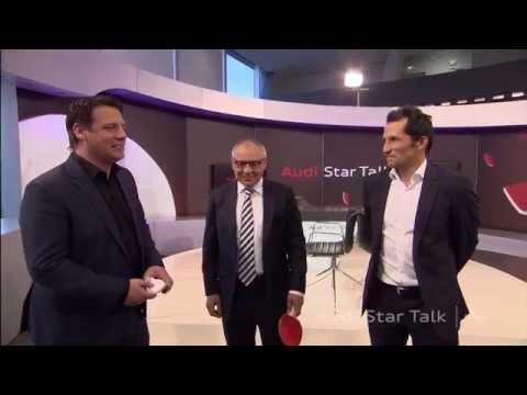 Audi Star Talk mit Magath und Salihamidzic - ganze Sendung