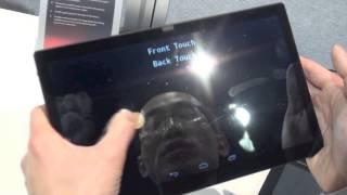 Tinhte.vn - Trên tay công nghệ cảm ứng mới Synaptics Sensa