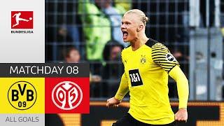 Haaland Brace Seals the Deal!   Borussia Dortmund - 1. FSV Mainz 05 3-1   All Go