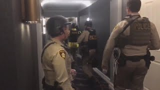 Hear How SWAT Team Closed in on Las Vegas Gunman in His Hotel Room