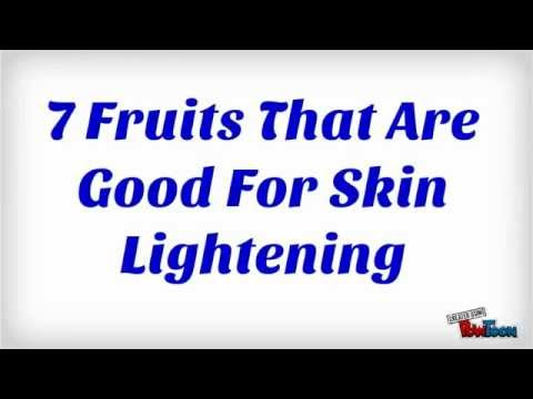 7 Fruits That Are Good For Skin Lightening