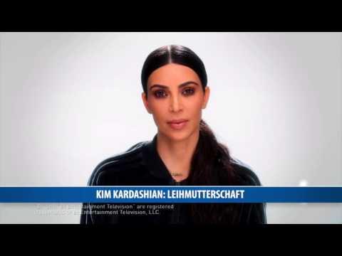 Kim Kardashian kann nicht wieder schwanger werden