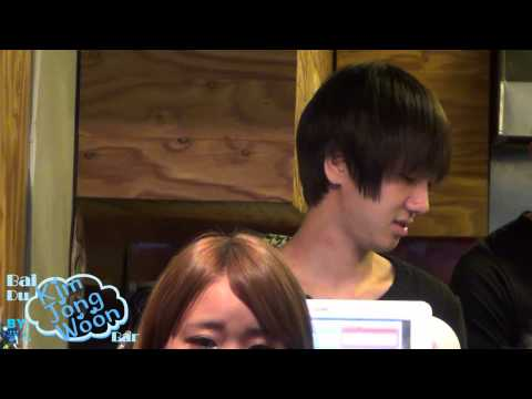 [Woonbar] 120115 Yesung at H&G - Part1<br /> by 芸儿<br /> cr baiduwoonbar<br /> do not reup and revise