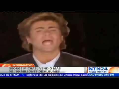 Entretenimiento-Muere George Michael a los 53 años