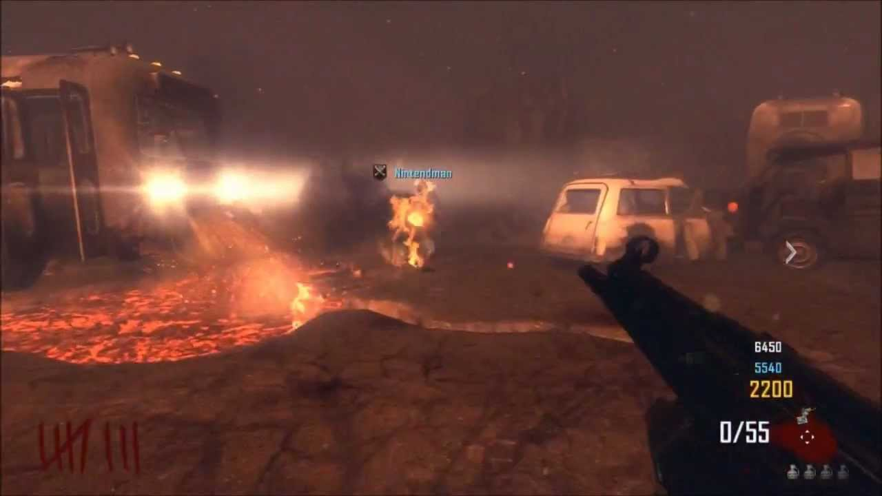 Wii U Black Ops 2 Zombies : Black ops quot wii u zombies we made it to round