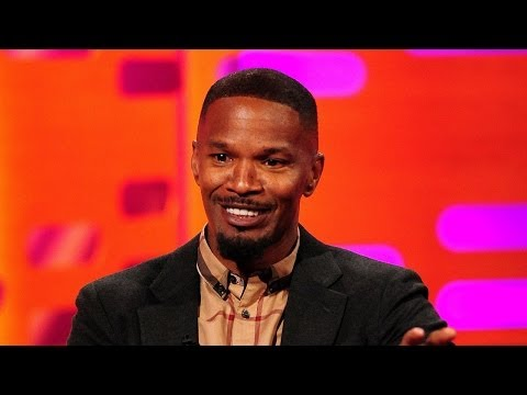 When JAMIE FOXX Met TOM CRUISE - The Graham Norton Show on BBC America