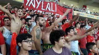 Antalyaspor-Akhisar Belediye Kırmızı Beyaz En Büyük Antalya