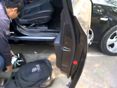 Open your lock BMW E60 in 20Seconds without Key