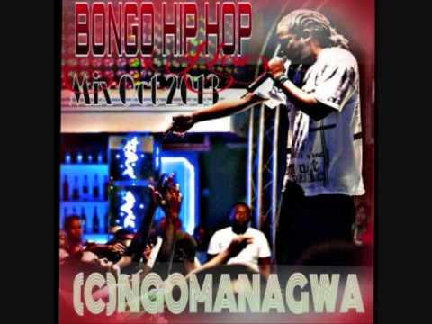 Bongo Hip hop Mix Oct 2013 (C)Ngomanagwa