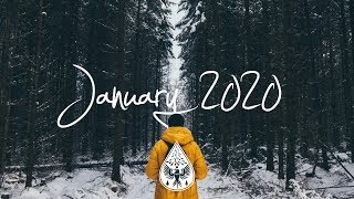 Indie/Rock/Alternative Compilation - January 2020 (1-Hour Playlist)