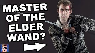 Neville Is Master Of The Elder Wand | Harry Potter Theory
