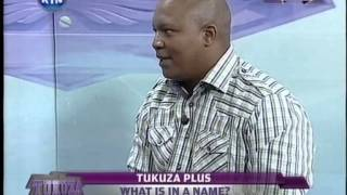 Njoka who calls his son Jesus meets a High court Christian lawyer on Tukuza
