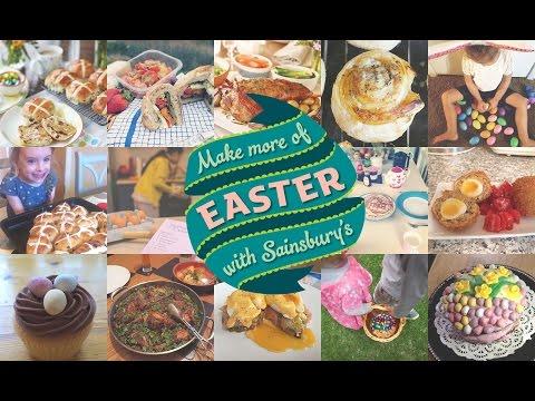 Sainsburys Easter