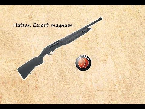 Hatsan Escort Magnum 12g Semi Auto Shotgun First Impressions