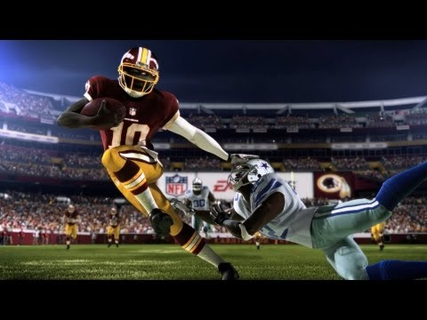 Gaming: EA SPORTS IGNITE Engine Official Trailer