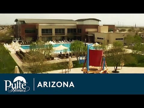 New Homes in Florence Arizona - Parkside at Anthem at Merrill Ranch by Pulte Homes