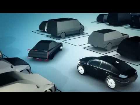 Volvo Ingenious Self-parking Car