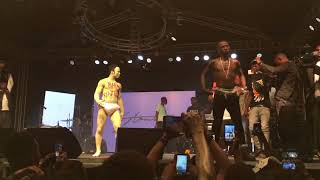 Patapaa & Lil Win unite with #OneCorner performance at Stonebwoy's Ashaiman Concert