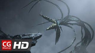 """CGI Short Film: """"Agartha"""" by ISART DIGITAL   CGMeetup"""