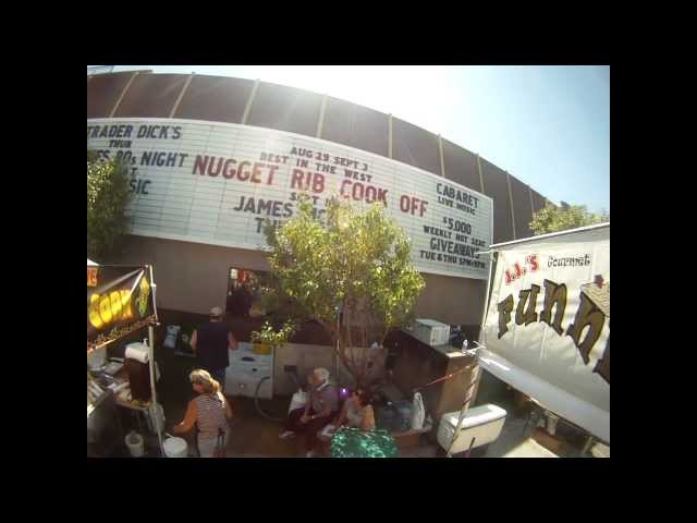 Reno Nugget Rib Cook-off with Green Mountain Grills