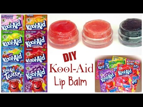 how to make slime out of lipgloss
