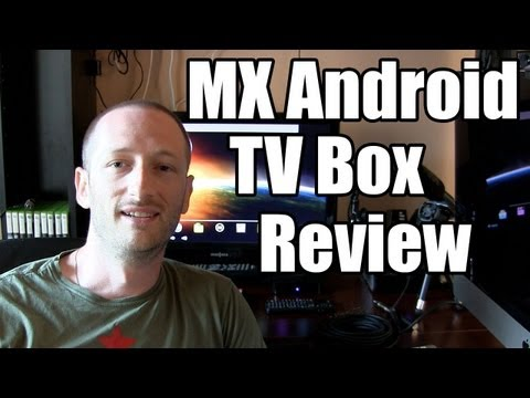 MX Android 4.2.1 TV Box Review - Will It Replace My Media Player?