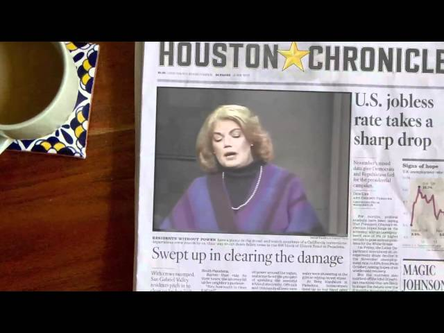 Red Hot Patriot: The Kick-Ass Wit of Molly Ivins Teaser