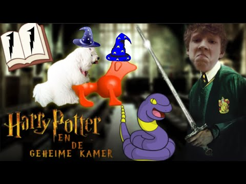 Harry Potter En De Geheime Kamer Playthrough Deel 11 - Anti-dreuzel Seks video