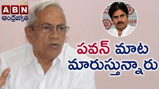 CPM Madhu Over Pawan Kalyan Double Game On AP Special Status | Face To Face